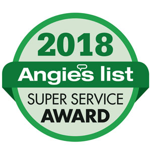 Angies List Service Award 2018